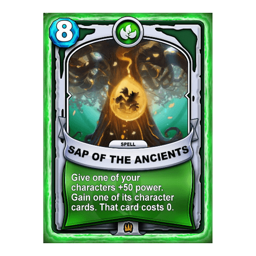 Life Spell - Sap of the Ancients