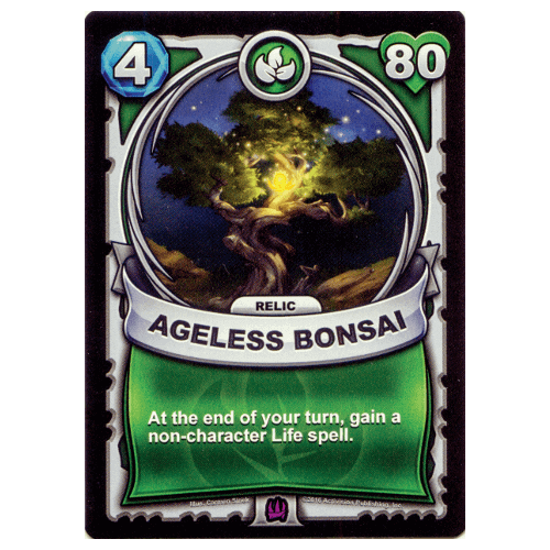 Life Relic - Ageless Bonsai
