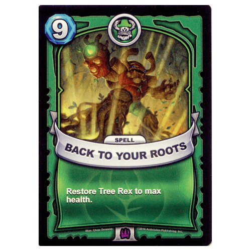 Life Spell - Back to Your Roots