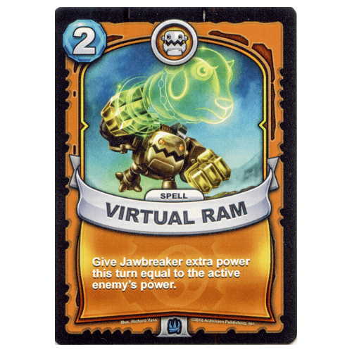 Tech Spell - Virtual Ram