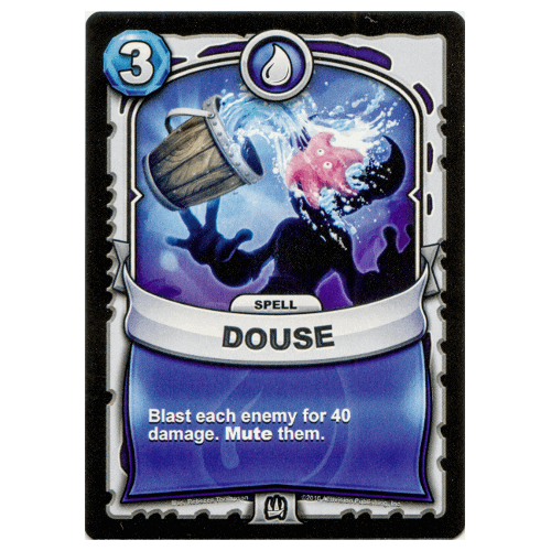 Water Spell - Douse