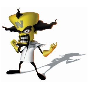 Dr. Neo Cortex - Crash Bandicoot