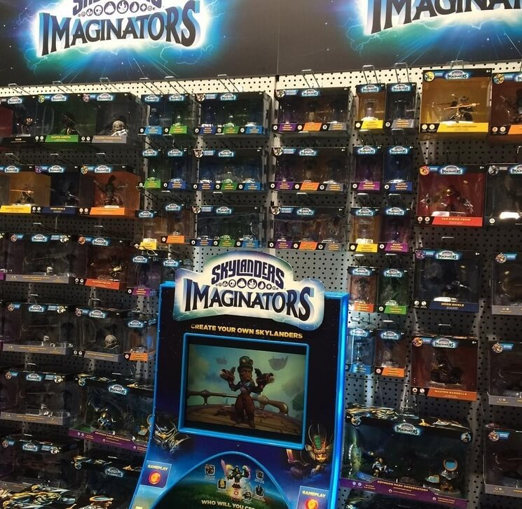 Skylanders Imaginators Packaging Overview