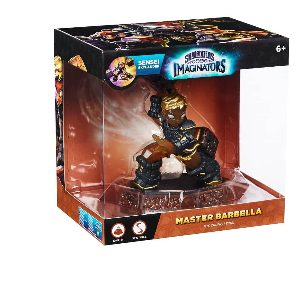 Skylanders Imaginators Box - Barbella